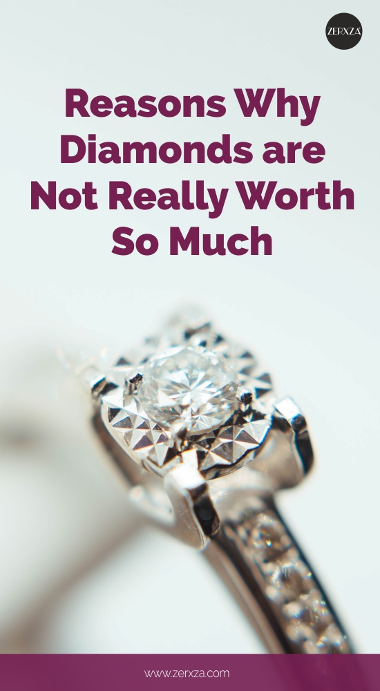 Reasons Why Diamonds are Not Really Worth It