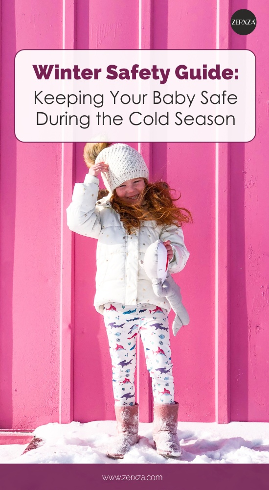 Keeping Your Baby Safe During Cold Season
