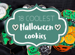 18 Fun and Spookylicious Halloween Cookies