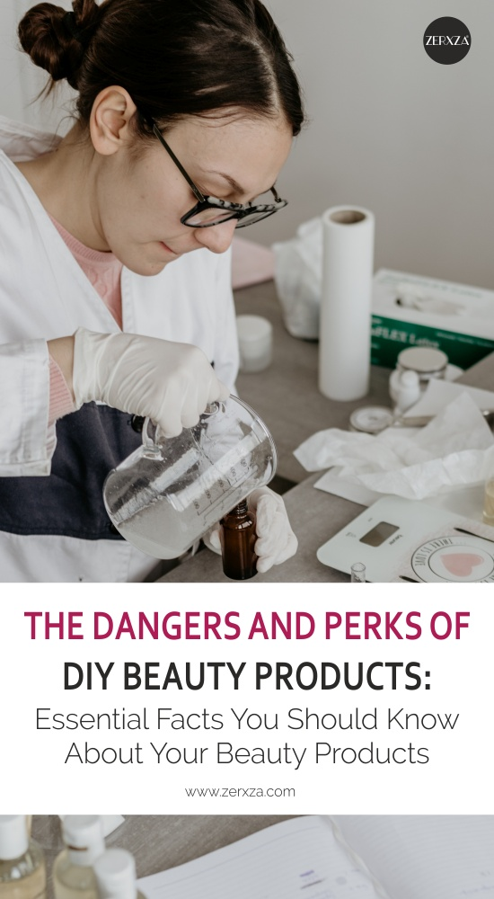 The Insider's Scoop on DIY Beauty Products
