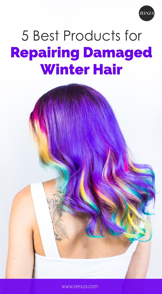 5 Best Products for Repairing Damaged Winter Hair