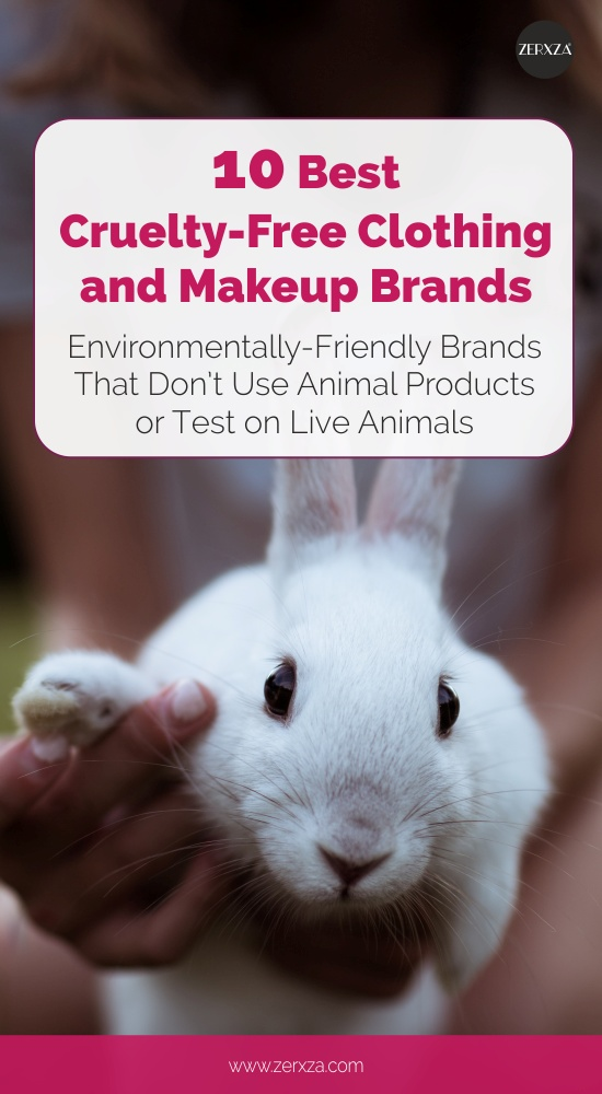 The Best Cruelty-Free Clothing and Makeup Brands