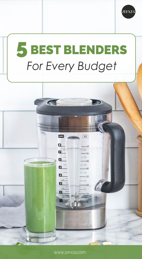 5 Best Blenders for Every Budget