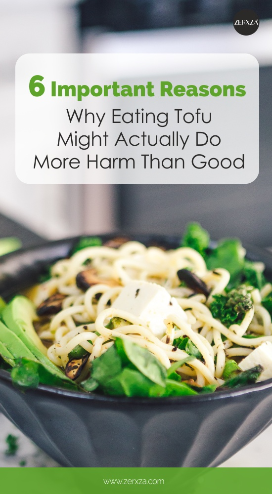 6 Reasons Why Eating Tofu Might Actually Do More Harm than Good