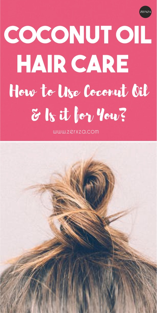 Coconut Oil Hair Care - Is Coconut Oil Right for Your Hair