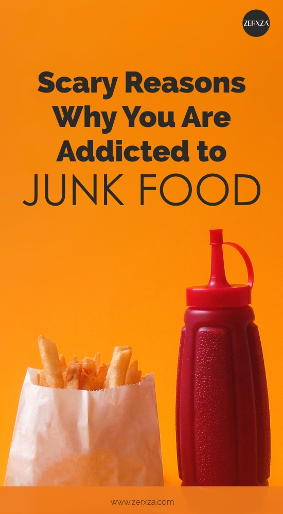 Reasons Why You Are Addicted to Junk Food