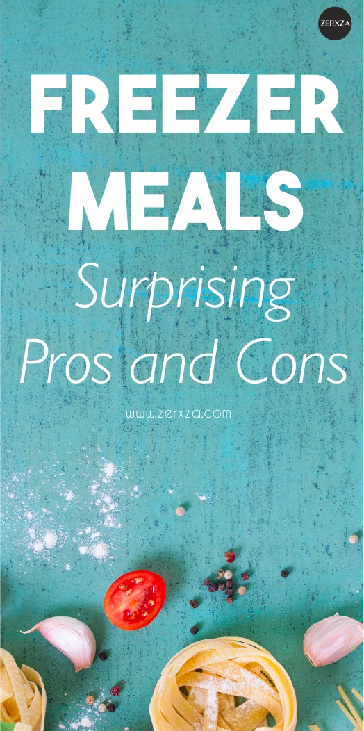 Surprising Pros and Cons of Freezer Meals