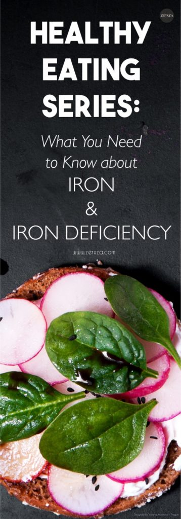 Healthy Eating Series: Are You Getting Enough Iron in Your Diet