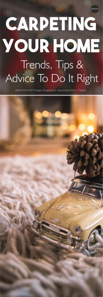 Carpeting Your Home: New Trends and Tips