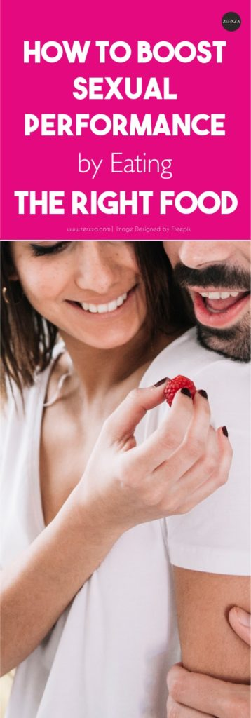 Aphrodisiacs: boosting your sexual performance with the right food