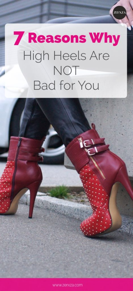 Myth: High Heels Are Bad for You