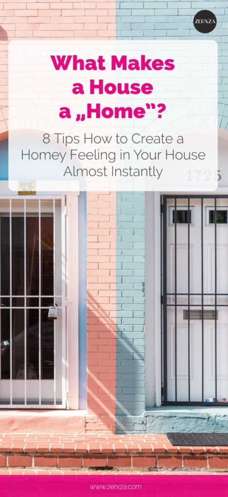 """What Makes a House a """"Home"""": Decor Tips for a Homey House"""