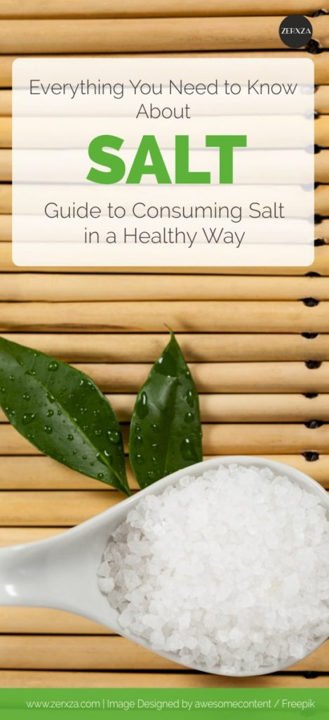 Guide to Salt - Sea Salt, Table Salt, Himalayan Salt and All You Need to Know about Healthy Salt Consumption