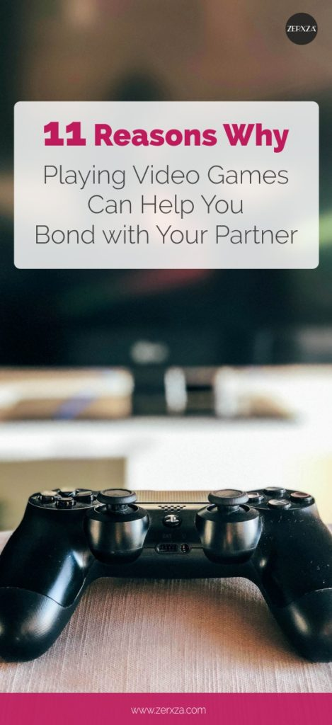 11 Reasons Why Playing Video Games Can Help You Bond with Your Partner in a Date Night