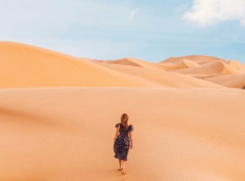 13 Wonders Among a Gasoline Empire How to Travel in Arabia the Right Way