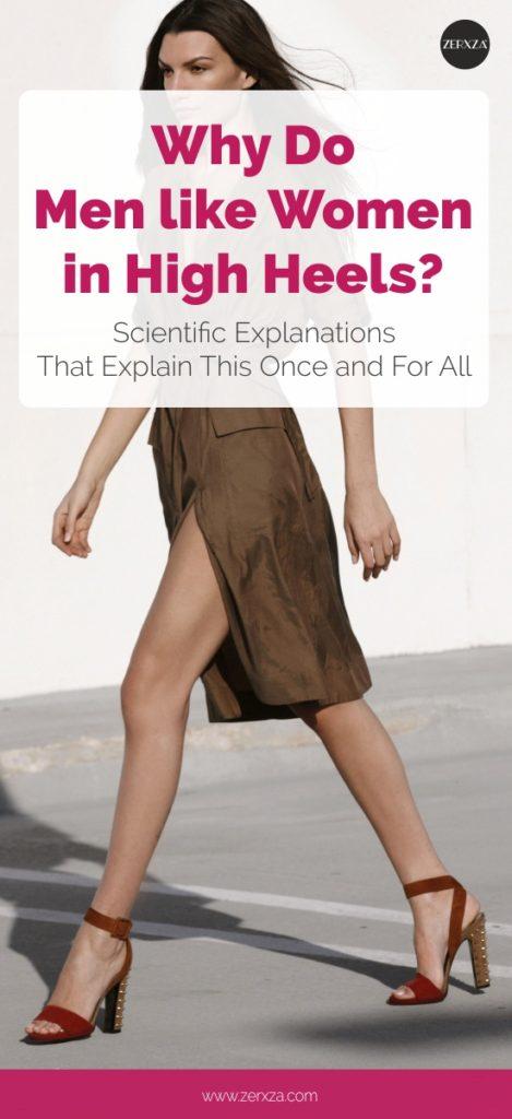 Why Do Men like Women in High Heels