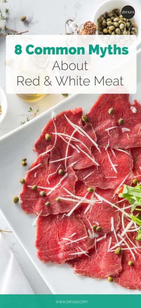 Common Myths and Truths About Red and White Meat - Health Guide