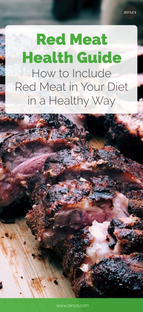 Red Meat Health Guide - All About Red Meat