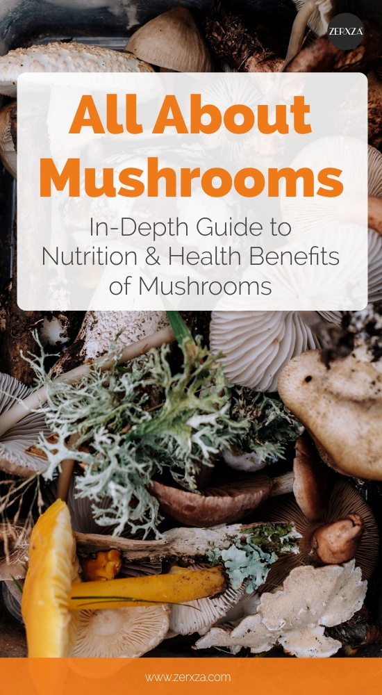 Complete Guide to Mushrooms - Health Benefits and Nutrition Info