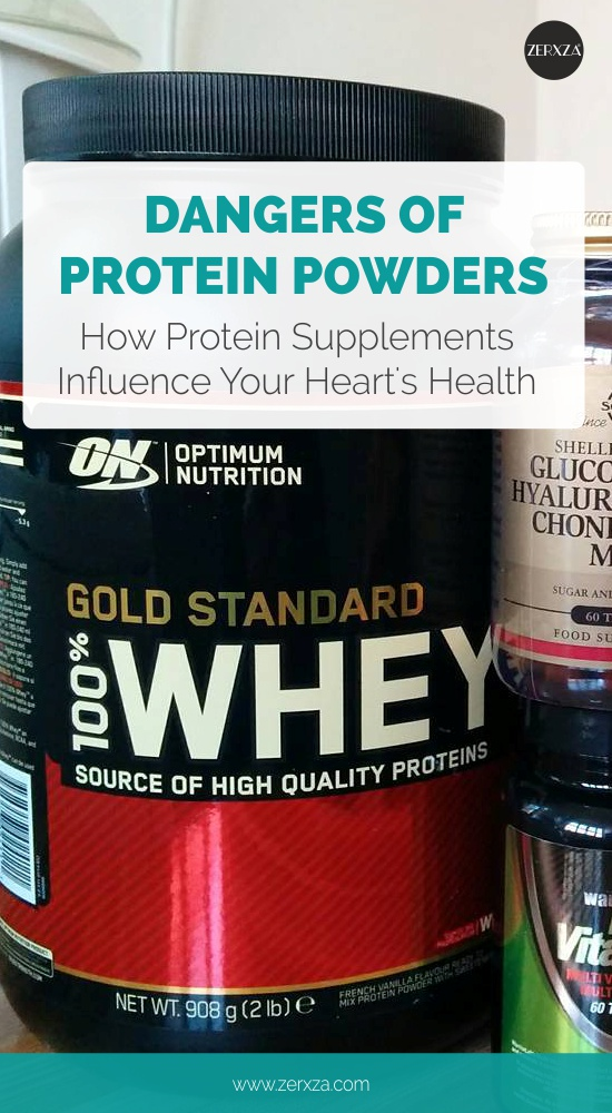 Dangers of Protein Supplements - How Protein Supplements Influence Your Heart's Health