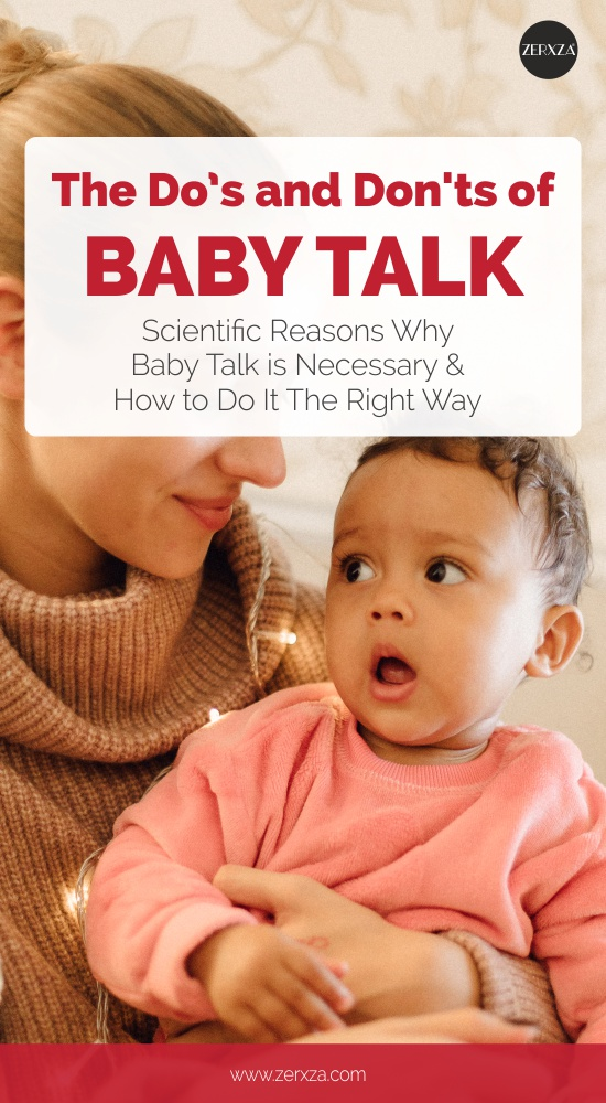 How to Do Baby Talk the Right Way - Baby Talk Tips