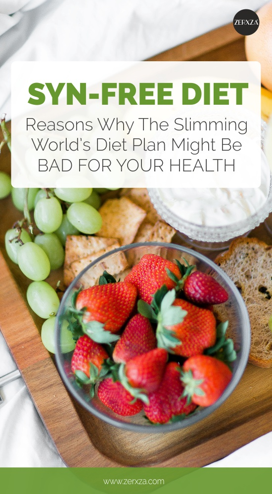 Slimming World Syn Free Diet - What are Syns, How Does it Work and Why It Might Be Bad For You