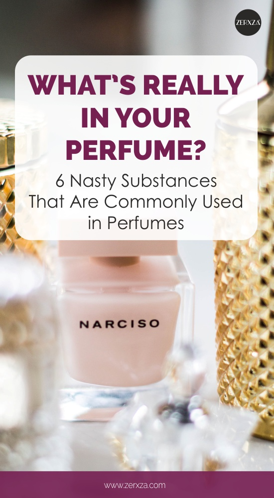 Bizarre (and Quite Nasty) Substances That Are Used in Perfumes
