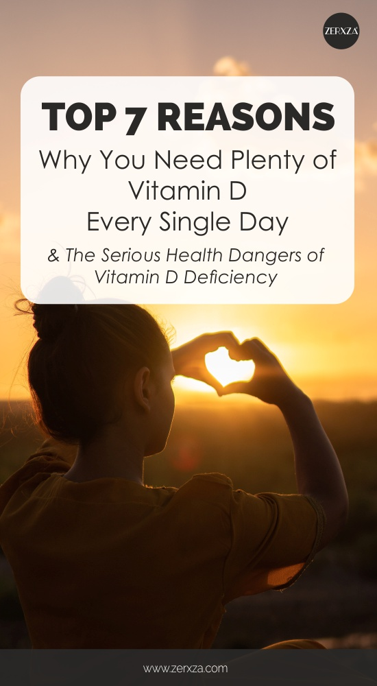 f04725585fc7 Top 7 Health Benefits of Vitamin D and The Dangers of Vitamin D Deficiency