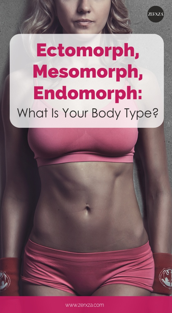 Ectomorph, Mesomorph or Endomorph - What Is Your Body Type