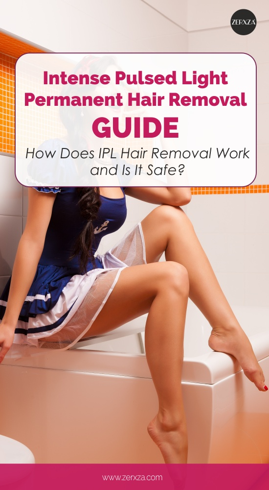 IPL Hair Removal Treatment Guide - Is it Safe