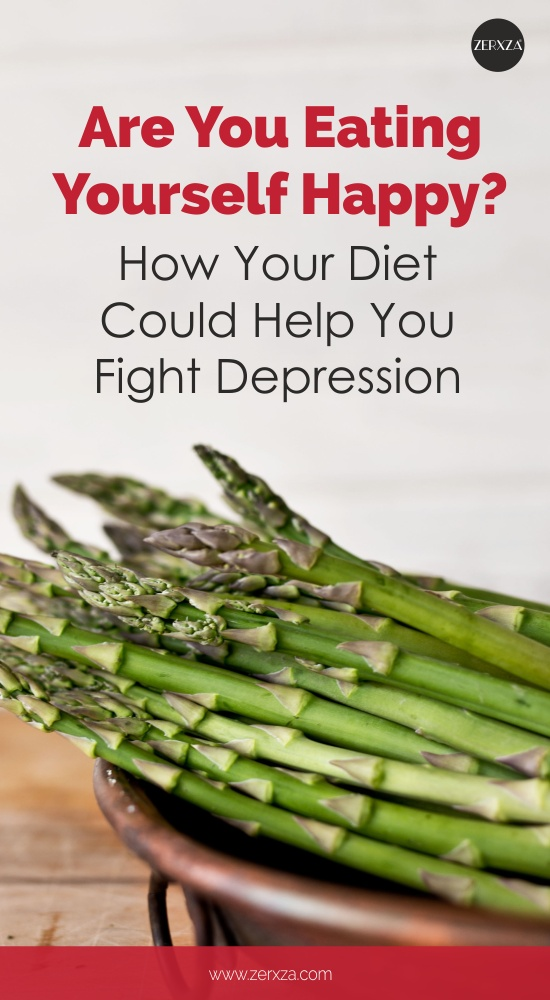 How to Improve Your Mood and Decrease Depression with the Right Food