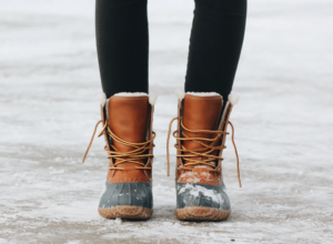 Winter Shoe Guide